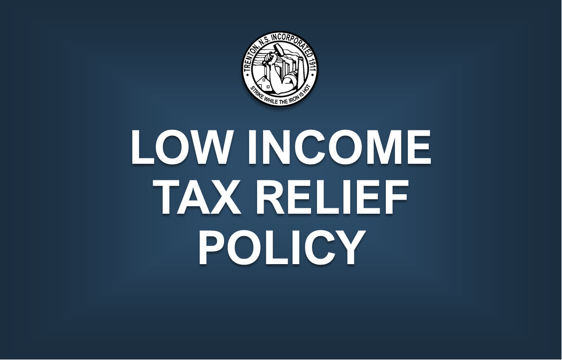 Low Income Tax Relief Policy