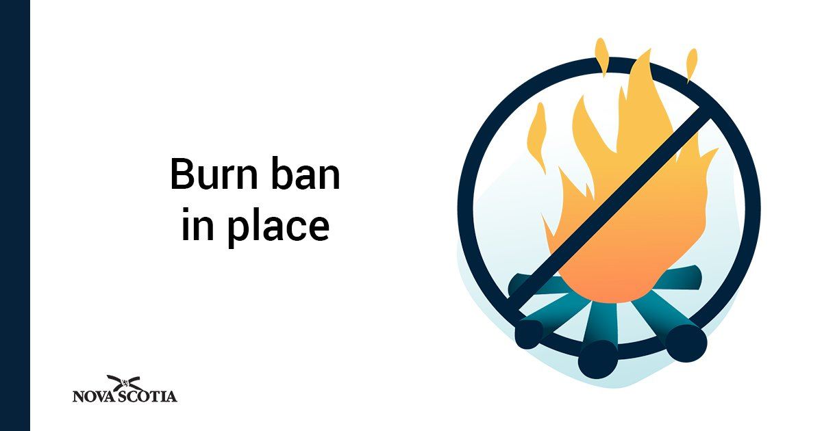 Open Fire Ban in Effect