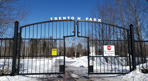 Trenton Park Redevelopment Initiative Update