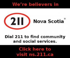 Dial 211 to find community and social Services.
